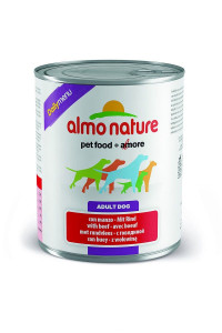 Almo Nature Daily Menu Adult Dog Beef 800 гр х 12 шт
