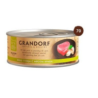 Grandorf Fillet of Tuna with Crab Meat 70 гр