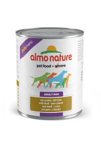 Almo Nature Daily Menu Adult Dog Duck 800 гр х 12 шт