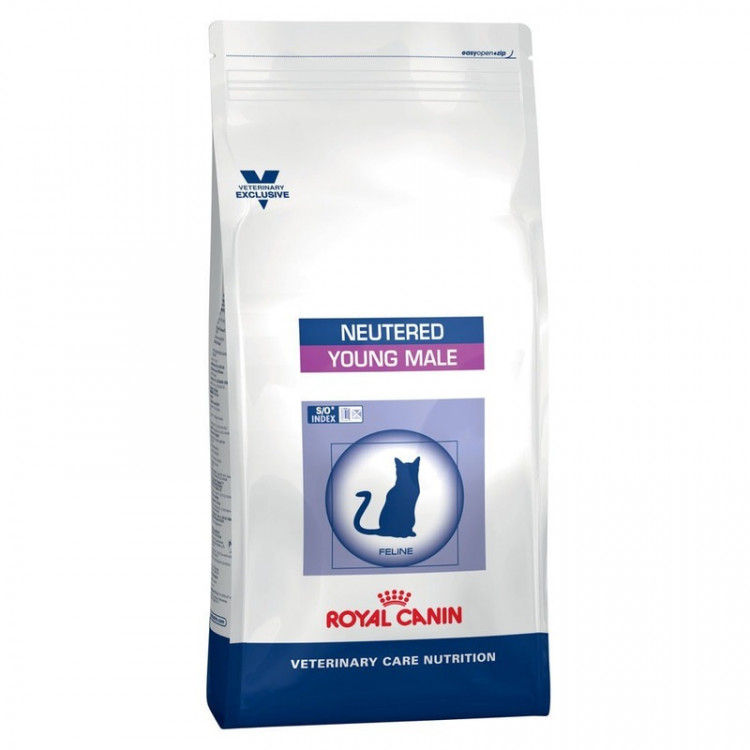 ROYAL CANIN Young Male WS 40 3.5 кг
