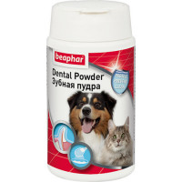 Пудра Beaphar Dental Powder зубная - 75 г