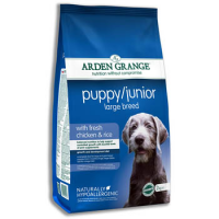 Arden Grange Puppy Large Breed 12 кг