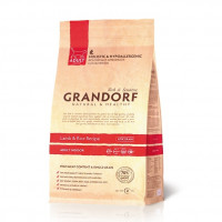 Grandorf Adult Indoor Lamb Rice 400 гр