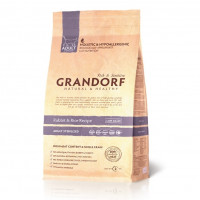 Grandorf Adult Sterilised Rabbit Rice 400 гр