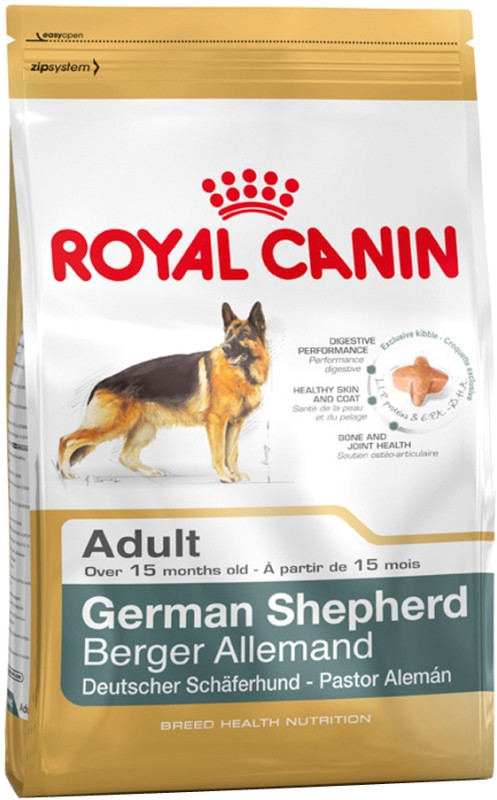 Корм royal canin german shepherd 30 junior