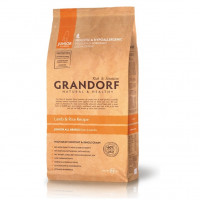 Grandorf Junior All Breeds Lamb Rice 3 кг