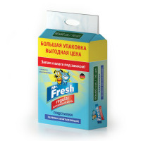 Mr. Fresh Regular 90 х 60 Подстилки 16 шт