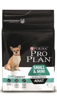 Purina Pro Plan Adult Dog Small & Mini Sensitive Digestion Lamb 3 кг