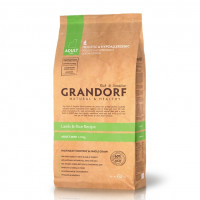 Grandorf Adult Mini Lamb Rice 3 кг