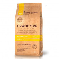 Grandorf Probiotic Adult Mini 4Meat Brown Rice 3 кг