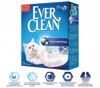 Ever Clean Multi Crystal Blend  10 л