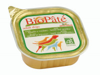 Almo Nature Daily Menu Adult Dog Bio Pate Lamb 300 гр х 9 шт