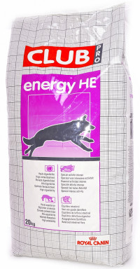 Royal Canin Special Club Pro Energy HE 20 кг