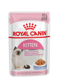 Royal Canin Kitten Instinctive Gelee - 85 г