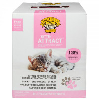 Наполнитель для кошачьего туалета Dr.Elsey's Kitten Attract для котят 9.08 кг