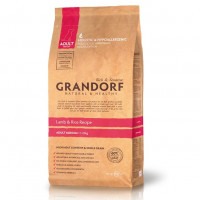 Grandorf Adult Medium Lamb Rice 12 кг