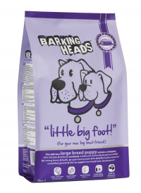 Barking Heads Professional Large Breed Puppy 18 кг