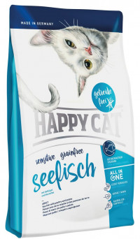 Happy Cat Adult La Cuisine Seefisch 4 кг