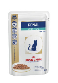 Royal Canin Renal feline with Tuna pauch (0.085 кг)