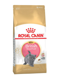 Royal Canin Kitten British Shorthair 2 кг