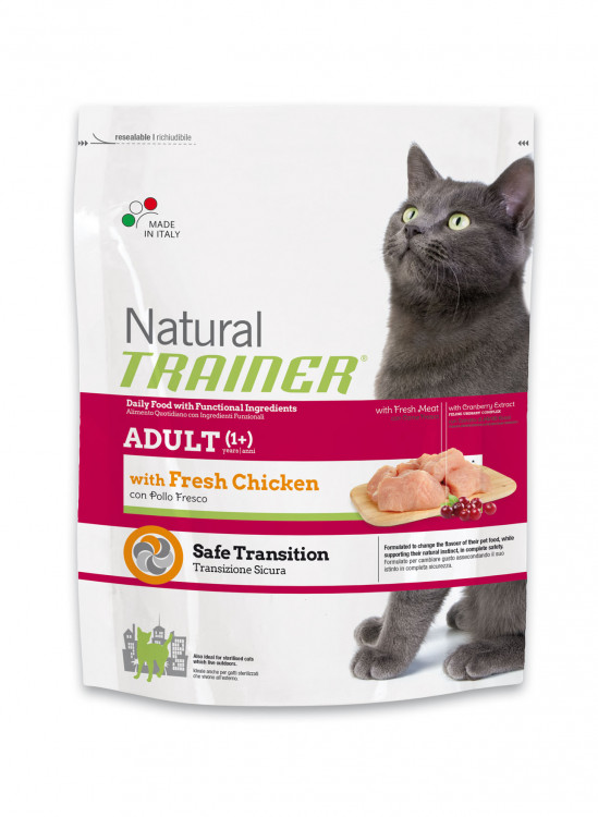 Trainer Natural Adult Fresh Chicken - 12,5 кг