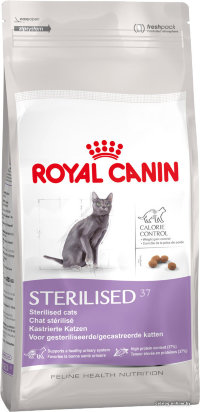 Royal Canin Sterilised 37 15 кг
