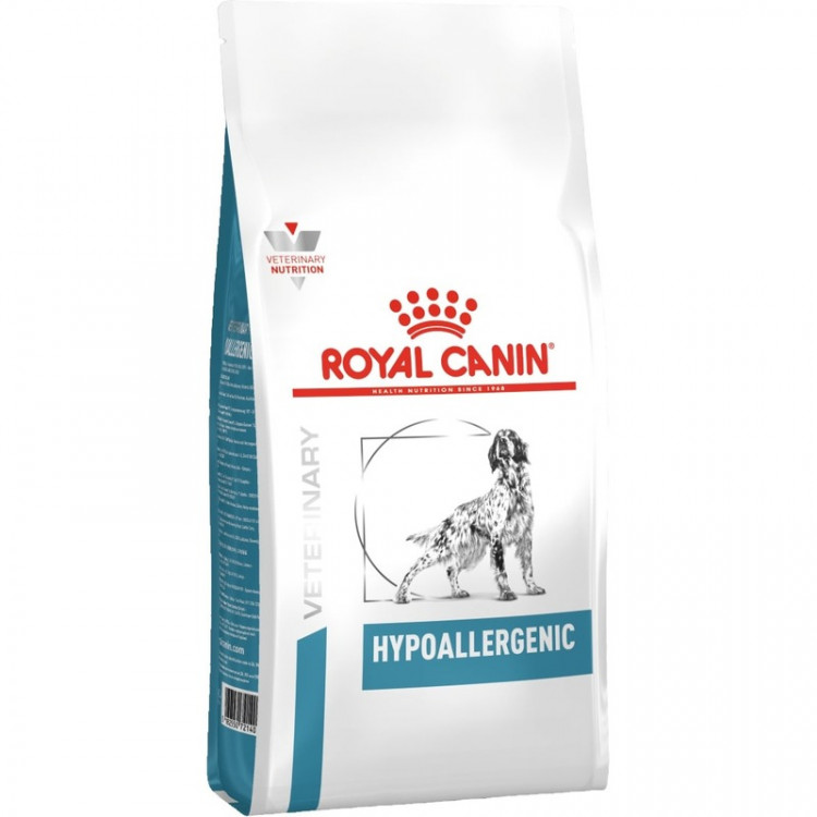 Royal Canin (2 кг) Hypoallergenic DR21