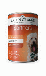 Arden Grange Chicken & Rice 395 гр х 6 шт
