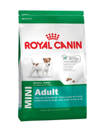 Royal Canin Mini Adult сухой корм для собак мелких пород - 0,8 кг