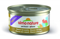 Almo Nature Daily Menu Adult Cat Mousse Duck 85 гр х 24 шт