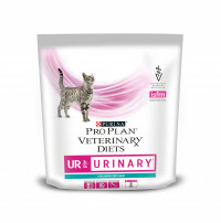 Pro Plan Veterinary Diets Feline UR Urinary with Ocean Fish dry 350 гр