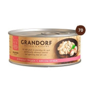 Grandorf Chicken Breast with Crab Meat 72 гр